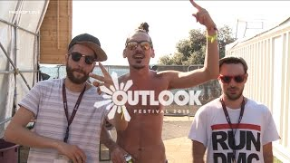 ASM (A State of Mind) @ Outlook Festival 2016