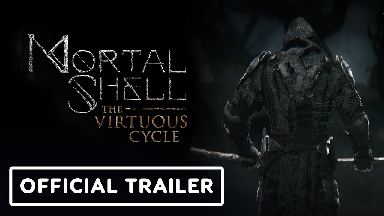 Mortal Shell The Virtuous Cycle DLC - Official Teaser Trailer   Summer of Gaming 2021