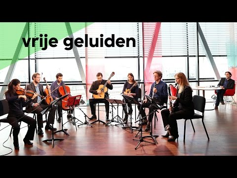 New European Ensemble - Schönberg/ Lied ohne Worte (Live @ Bimhuis Amsterdam)