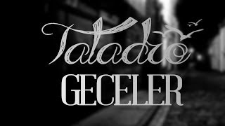 Repeat youtube video Taladro - Geceler ( 2014 )