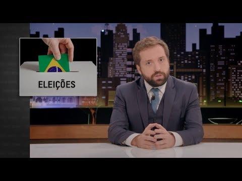 GREG NEWS com Gregório Duvivier | ELEIÇÕES NA BERLINDA