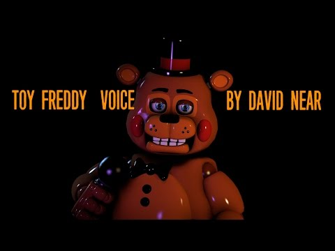 [FNAF SFM] Toy Freddy Voice By David Near