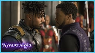 Black Panther Is the Best Marvel Movie | Nowstalgia Ep. 107