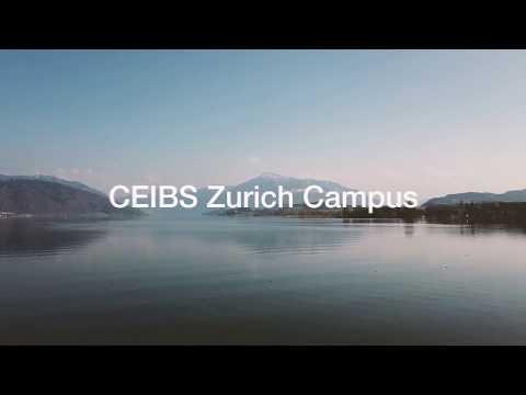 CEIBS Zurich Campus from Above