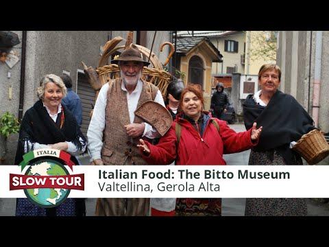 Valtellina: The Bitto Museum | Italia Slow Tour