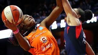Jonquel Jones Sinks 18 Points in WNBA Finals 2019 Game 4