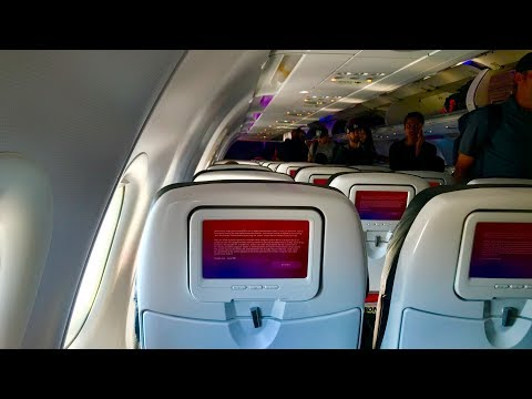 Trip Report: Alaska Airlines (ECONOMY CLASS) Airbus A320 | San Francisco - LAX