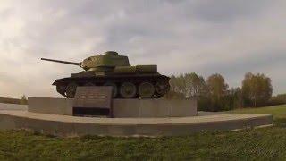 видео Мемориальные музеи на местах сражений в Подмосковье