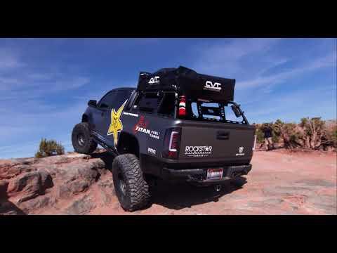 Rockstar Garage Wheels Moab in with Colorado ZR2
