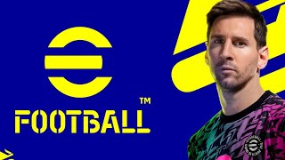 eFootball   Reveal Trailer (2021)