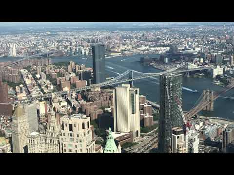 One World Observatory Views - One World Trade Center