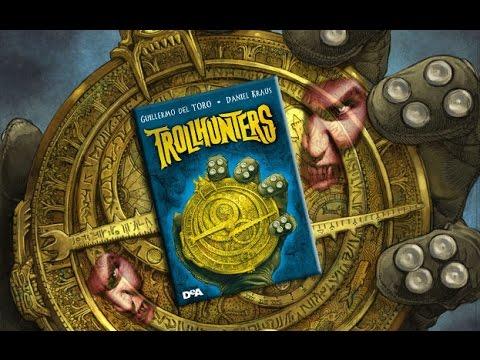 Trollhunters - Guillermo del Toro - YouTube