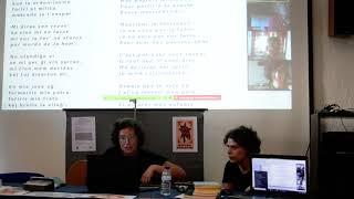 Ana Ribeiro kantas en UPP