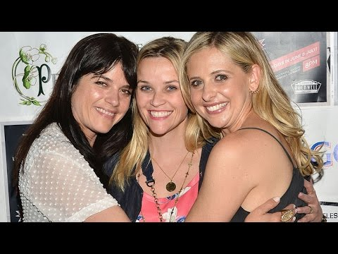 Sarah Michelle Gellar Carpools with Reese Witherspoon, Says Their Sons Are BFFs!
