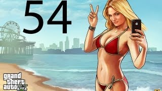 Grand Theft Auto V GTA 5 Walkthrough Part 54 Let