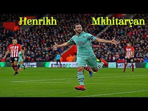 Henrikh Mkhitaryan vs Southampton (Away 12/16/2018) HD