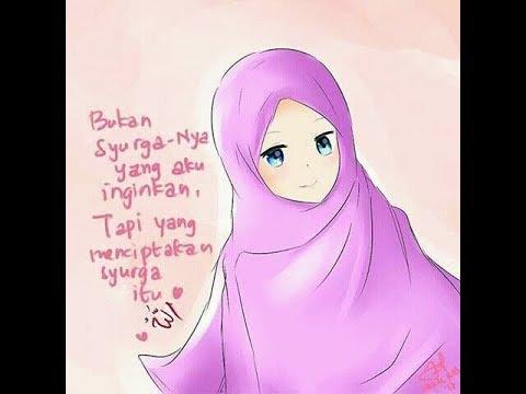 Wanita syurga bidadari dunia_Oki Setiana Dewi (lirik)