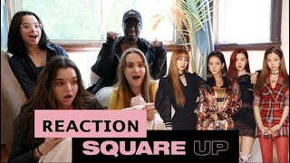 BLACKPINK - '뚜두뚜두 (DDU-DU DDU-DU) M/V REACTION