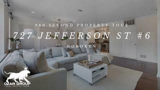 727 Jefferson St unit 6 Hoboken NJ