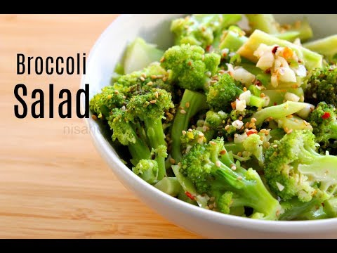 Broccoli Weight Loss Salad – Skinny Recipes For Weight Loss