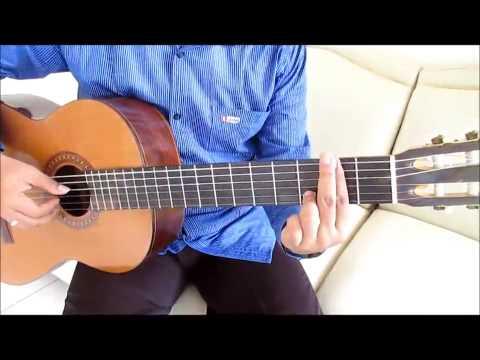 Belajar Kunci Gitar Melly Goeslaw Bunda Petikan Mudah