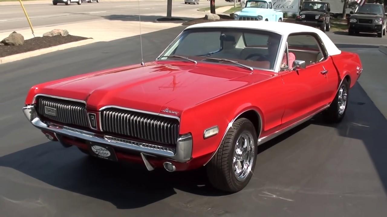 1960 Mercuy Cougar 1960s Mercury Youtube 1280x720