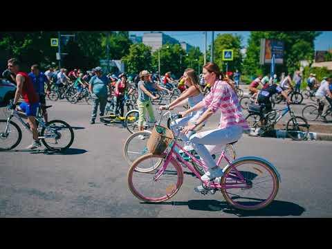 KHARKIV SPORT CITY: Харьковский Велодень (official video 2019)