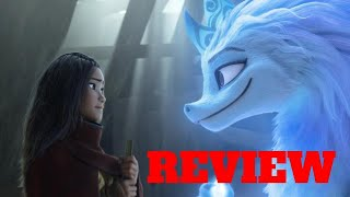 Raya and the Last Dragon - Is It Good Or Nah? (Disney Review)