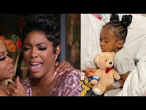 Download Sad News, Porsha Williams Begs For Prayers For Her Daughter Pilar Who Is Fighting For Her Life.