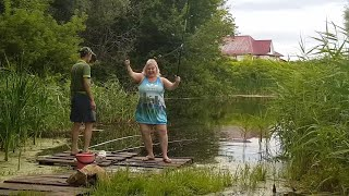 Я РЖАЛ ДО СЛЕЗ ПРИКОЛЫ НА РЫБАЛКЕ 2020 ШОК РЫБАЛКА неудачи на рыбалке