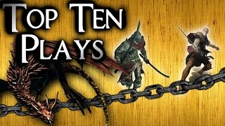 Dark Souls 2 - Top Ten Best Plays! (18)
