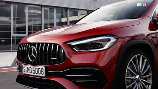 THE NEW Mercedes GLA 2020 Exterior & Interior Design Sport AMG
