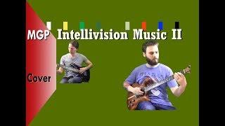 Intellivision Music II - 2 Electric Guitars