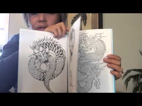 Tattoos Coloring For Mindfulness