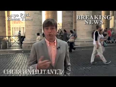 Breaking News : Rome's Gay Clergy