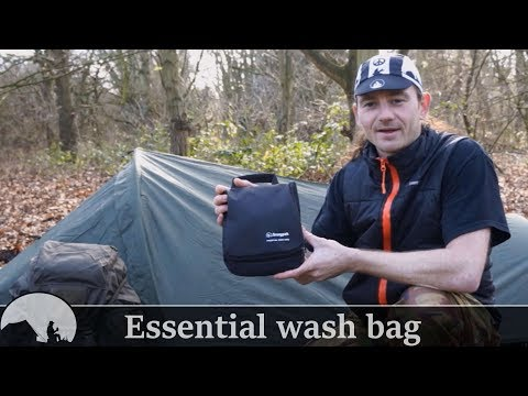 Snugpak Essential Wash Bag