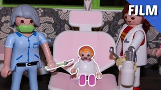 Playmobil Film deutsch Überall Karies 😷Beim Zahnarzt 🦷 Spielzeug Kinderfilm