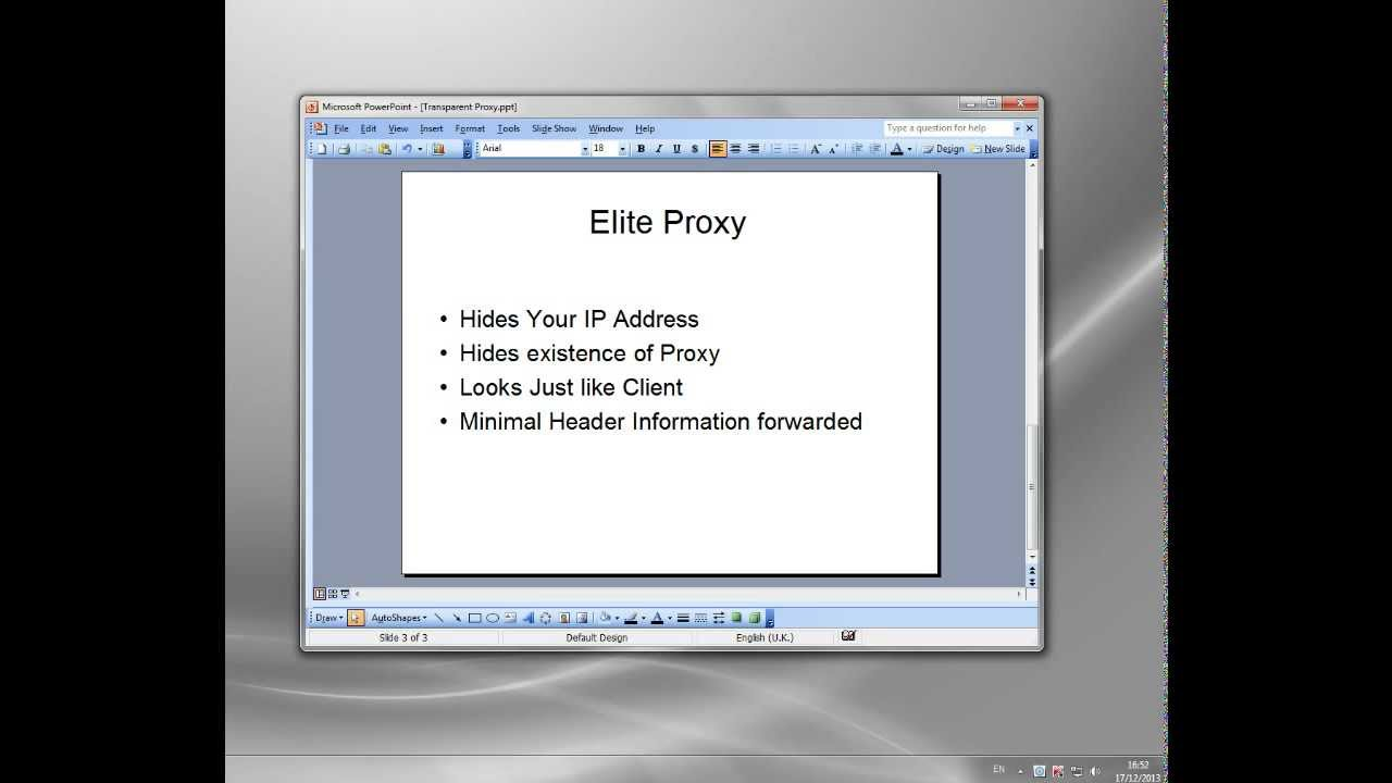 Download Proxy List