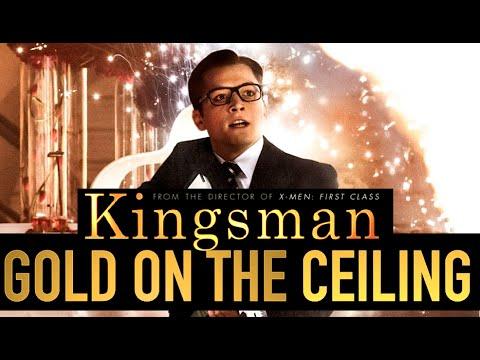 Kingsman ◆ Gold On The Ceiling (The Black Keys) Fanvid