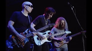 Best G3 line up Ever !!!?  Guthrie Govan - Steve Vai - Joe Satriani : Little Wing