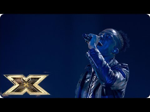 Dalton Harris sings California Dreamin' | Live Shows Week 4 | The X Factor UK 2018