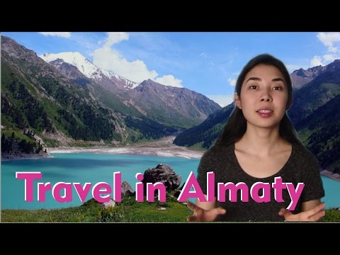 3 must-see places near Almaty - traveling in Kazakhstan