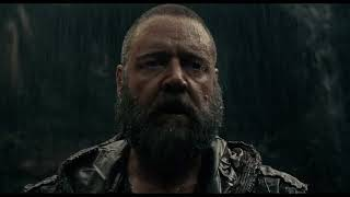 Сцена из фильма Ной, битва за ковчег.
