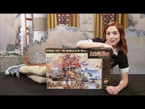 How To Play Axis & Allies