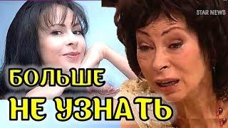Совсем плоха! Изможденную Марину Хлебникову не могут узнать коллеги из шоу бизнеса.