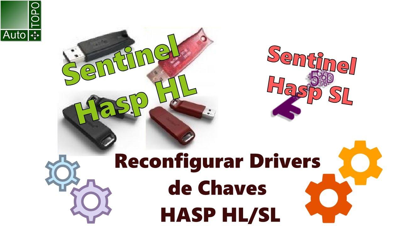 Hasp Hl 2.16 Driver