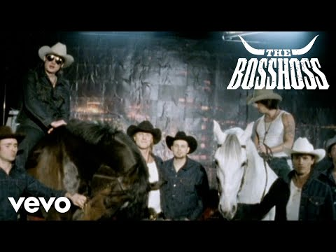 The BossHoss - Hey Ya!