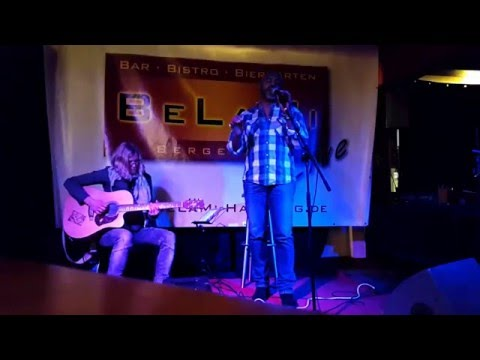 Marshall Titus & Julie Guitar Live, 3. März 2016 Hamburg Bergedorf, Belami, Teil 1