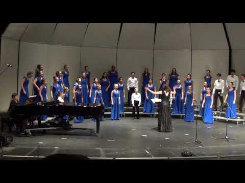 This Is Me - Desert Canyon Middle School Mixed Choir 02-13-2019