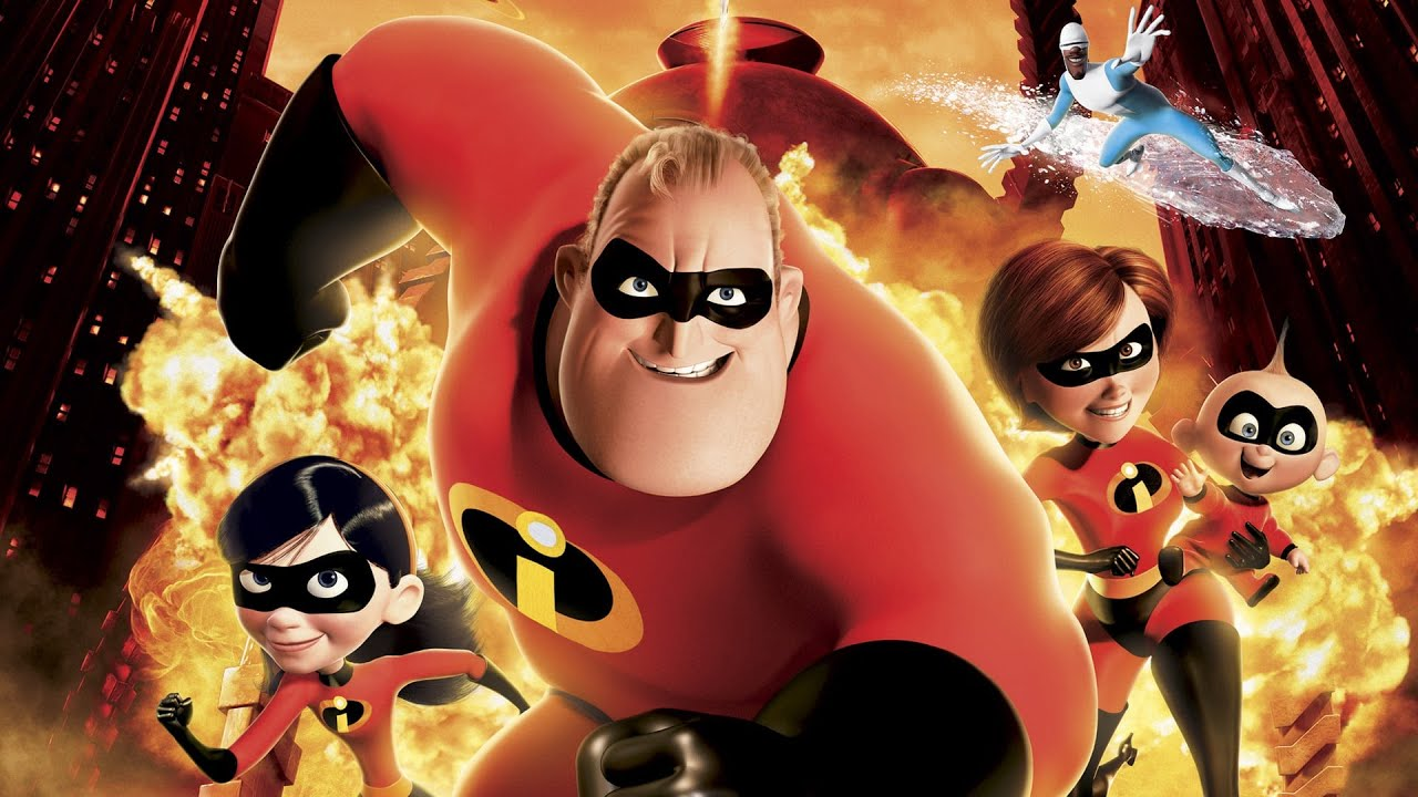 Action Animation Movie 2020 - INCREDIBLES 2 (2018) Full Movie HD- Best Kids Movies Full English